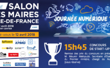 Concours des start-up franciliennes innovantes