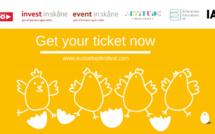 Inscrivez-vous au prochain festival européen de start-ups à Malmö en septembre.
