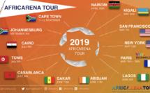 EuroQuity s'associe à l'Africarena Tour pour vous présenter les meilleurs start-ups tech Africaines