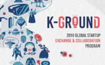Corée : Inscrivez-vous au programme d'accélération K-Ground !
