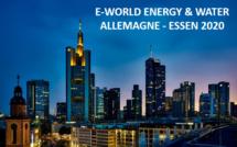 Derniers jours pour postuler à l'appel à candidatures : Mission d'immersion en Allemagne Pavillon France du salon E-World Energy & Water à Essen