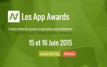 Les App Awards : Sixième édition du concours d'applications multi-plateformes